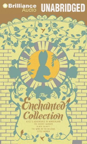 The Enchanted Collection: Alice's Adventures in Wonderland,: Sewell, Anna/ Alcott,