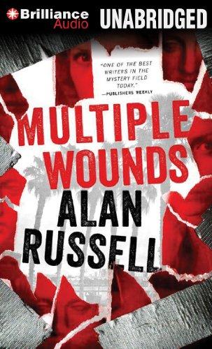 Multiple Wounds: A Novel: Russell, Alan