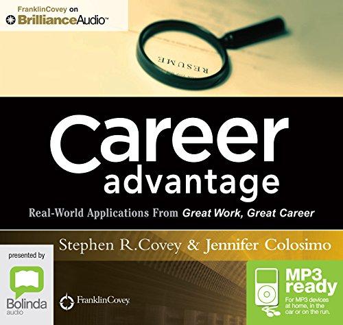 Career Advantage: Jennifer Colosimo
