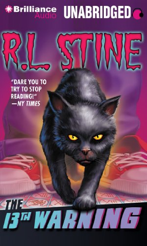 The 13th Warning: R.L. Stine
