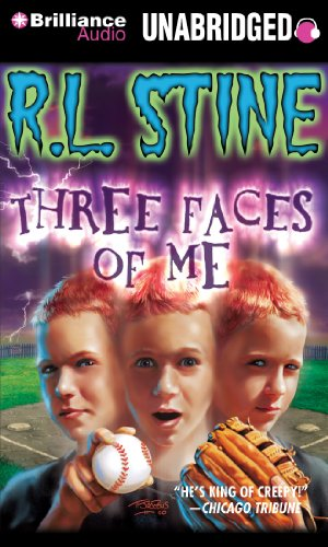 Three Faces of Me (9781469242033) by R.L. Stine