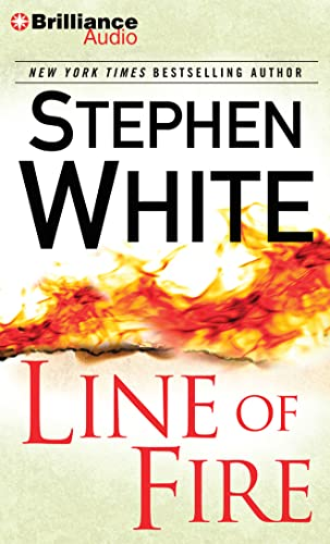 Line of Fire (Alan Gregory): White, Stephen