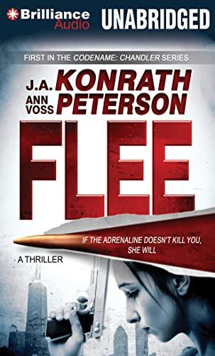 Flee (Codename: Chandler): Konrath, J. A.; Peterson, Ann Voss