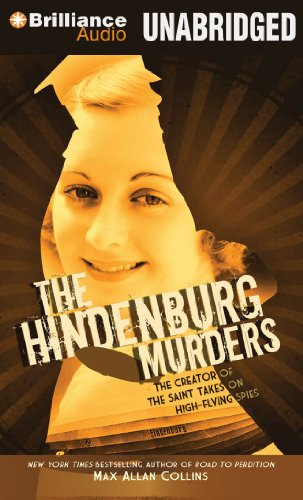 9781469247069: The Hindenburg Murders (Disaster Series)