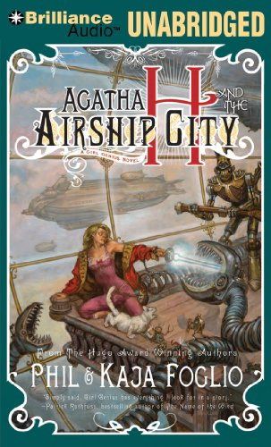 9781469249131: Agatha H. and the Airship City (Girl Genius Novels)