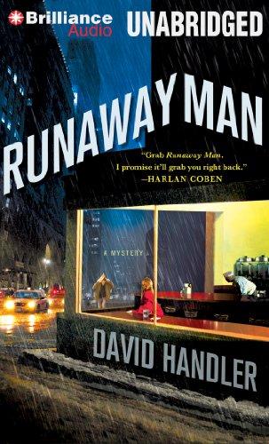Runaway Man (A Benji Golden Mystery): David Handler