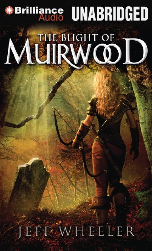9781469250175: The Blight of Muirwood (Legends of Muirwood)