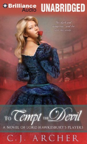 9781469250755: To Tempt the Devil (A Novel of Lord Hawkesbury's Players)