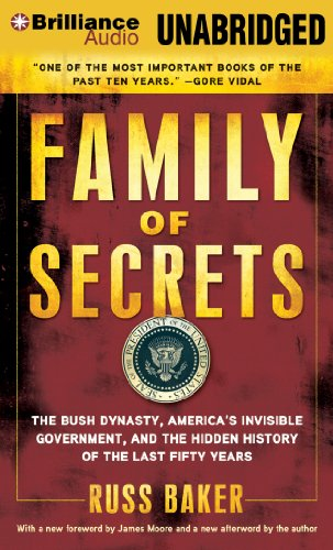 9781469252056: Family of Secrets: The Bush Dynasty, America's Invisible Government, and the Hidden History of the Last Fifty Years