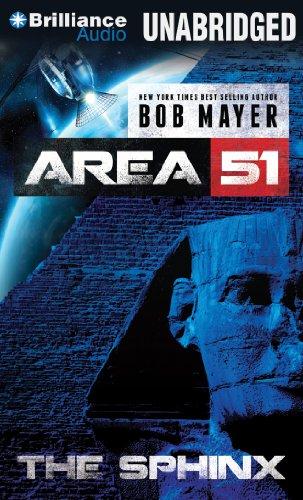 The Sphinx: Bob Mayer