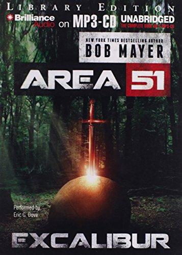 9781469252728: Excalibur (Area 51)