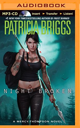 9781469255583: Night Broken (Mercy Thompson Series)