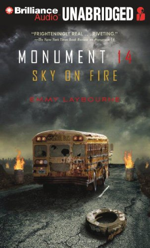 9781469255613: Sky on Fire (Monument 14)