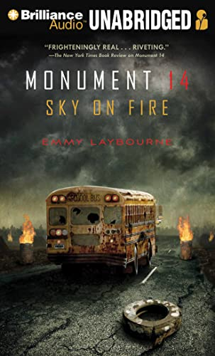 9781469255644: Sky on Fire (Monument 14)