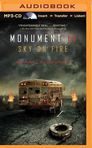 9781469257075: Sky on Fire (Monument 14)