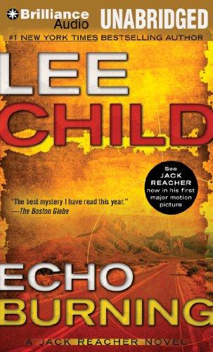 9781469258928: Echo Burning (Jack Reacher Series)