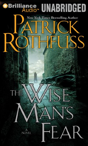 The Wise Man's Fear (Compact Disc): Patrick Rothfuss