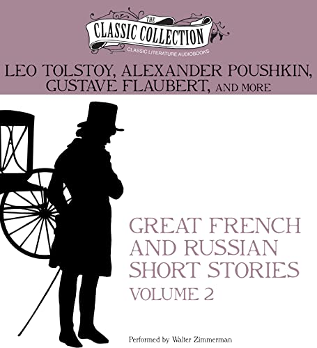 9781469259635: Great French and Russian Short Stories: Volume 2
