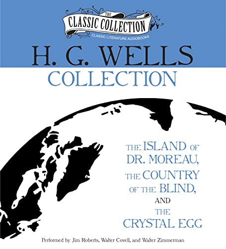 9781469259659: H. G. Wells Collection: The Island of Dr. Moreau, The Country of the Blind, The Crystal Egg