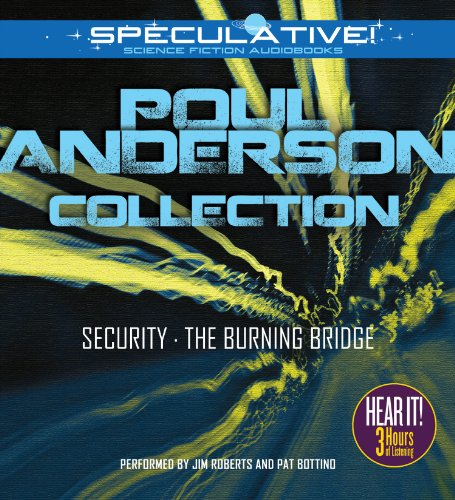 9781469259932: Poul Anderson Collection: Security, The Burning Bridge