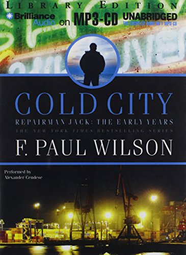9781469261751: Cold City (Repairman Jack: Early Years Trilogy)
