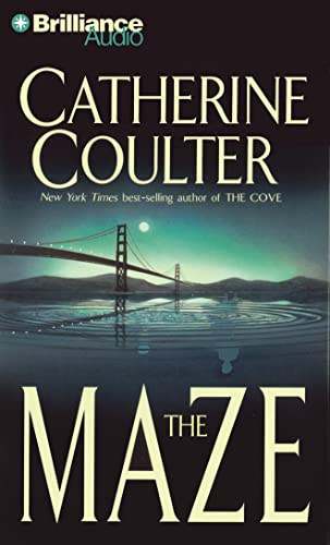 The Maze (FBI Thriller): Coulter, Catherine