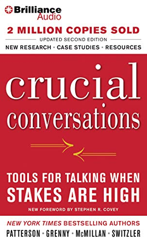 9781469266824: Crucial Conversations: Tools for Talking When Stakes Are High