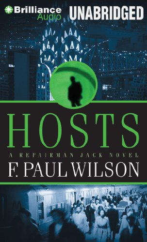 Hosts (Repairman Jack Series) (9781469267111) by Wilson, F. Paul
