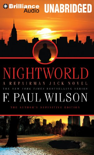 9781469267623: Nightworld (The Adversary Cycle)