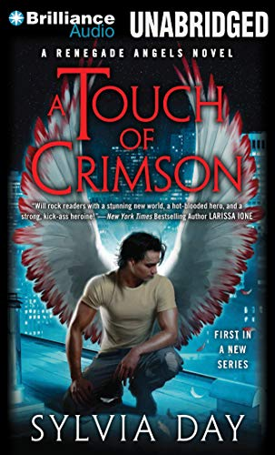 A Touch of Crimson (Renegade Angels): Day, Sylvia