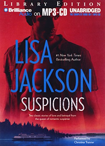 Suspicions (1469268159) by Jackson, Lisa