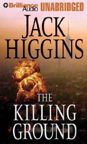 9781469269603: The Killing Ground (Sean Dillon Series)