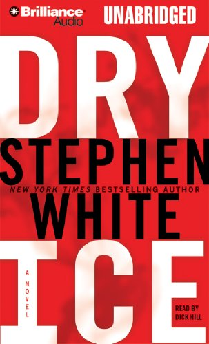 Dry Ice (Alan Gregory Series) (1469270420) by White, Stephen