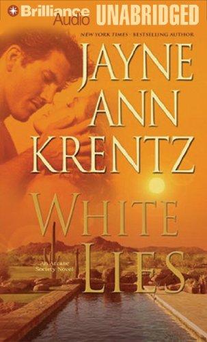 White Lies (Arcane Society Series): Krentz, Jayne Ann