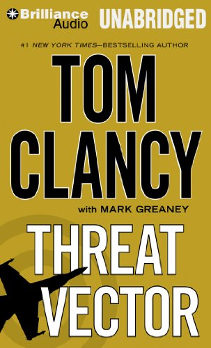 Threat Vector (Jack Ryan Novels) (1469273772) by Clancy, Tom