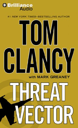 9781469273808: Threat Vector (Jack Ryan Novels)