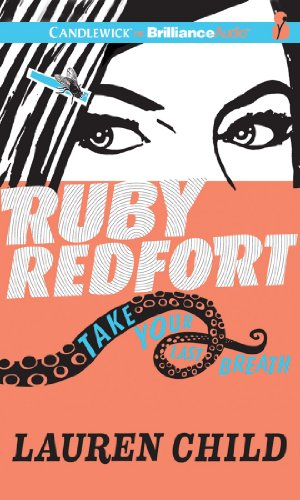 Ruby Redfort Take Your Last Breath (1469275341) by Lauren Child