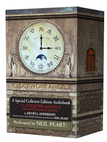 9781469277080: Clockwork Angels: The Watchmaker's Edition