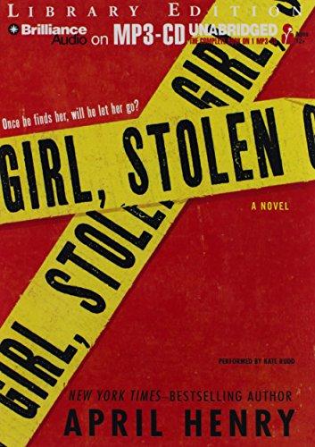 9781469278353: Girl, Stolen