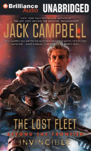 Invincible (The Lost Fleet: Beyond the Frontier Series): Campbell, Jack