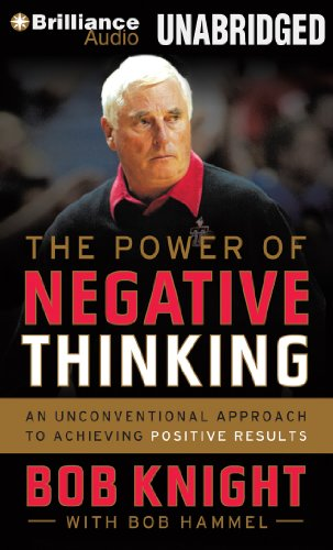 9781469283265: The Power of Negative Thinking: An Unconventional Approach to Achieving Positive Results
