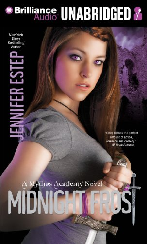 9781469284040: Midnight Frost (Mythos Academy)