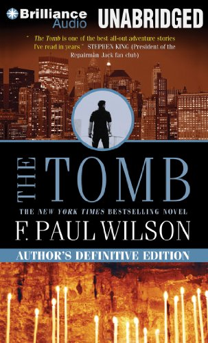 The Tomb (The Adversary Cycle) (1469285525) by Wilson, F. Paul