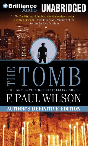 The Tomb (The Adversary Cycle) (1469285541) by F. Paul Wilson