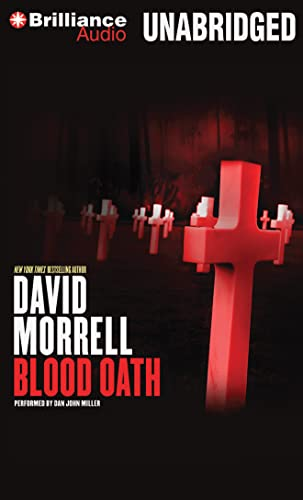 Blood Oath: Morrell, David