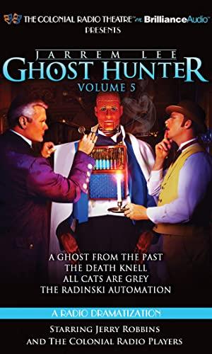 Jarrem Lee: Ghost Hunter, Volume 5: Tilley, Gareth
