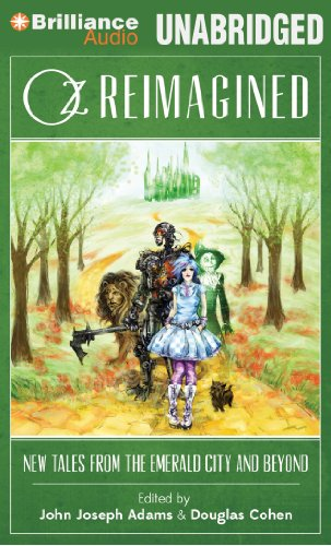 9781469291161: Oz Reimagined: New Tales from the Emerald City and Beyond