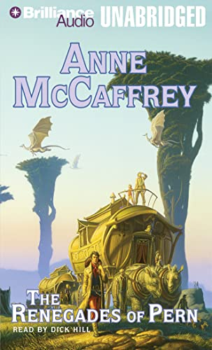 The Renegades of Pern (Dragonriders of Pern Series) (1469293730) by Anne McCaffrey