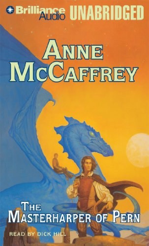 The Masterharper of Pern (Pern (Brilliance)): Mccaffrey, Anne