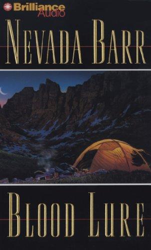 Blood Lure (Anna Pigeon Series): Nevada Barr